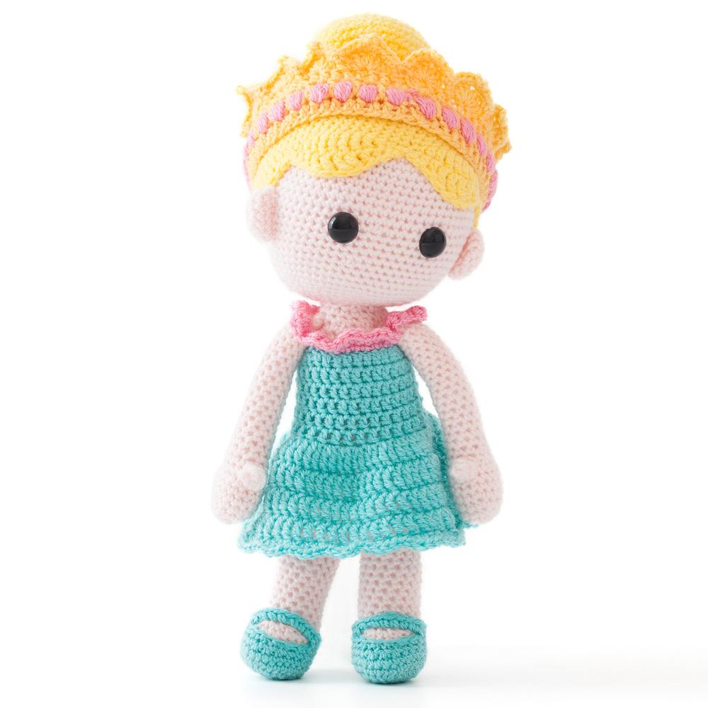 Amigurumi Princess