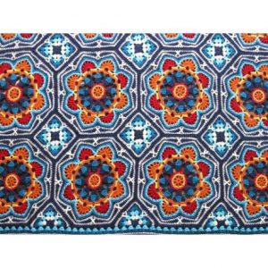 Haakpakket Persian Tiles in Stylecraft Special DK-7977