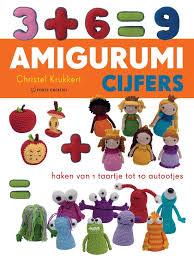 Boek Amigurumi cijfers