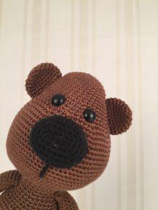 Haakpatroon Barley Bear-8293