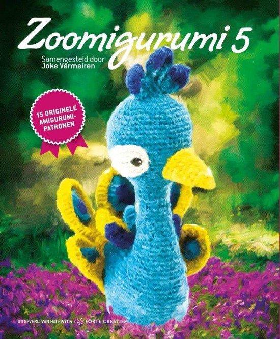 Boek zoomigurumi 5