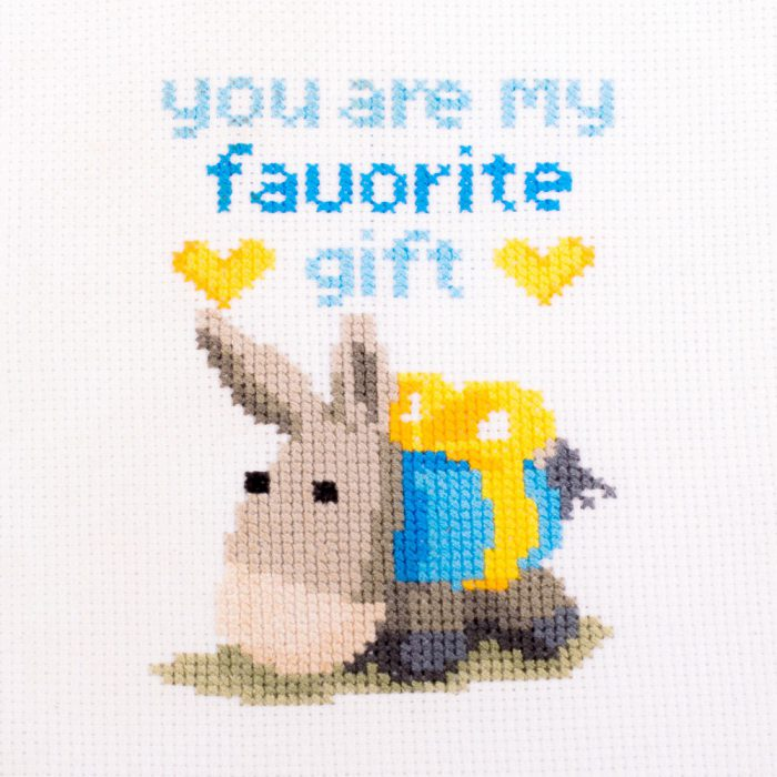 Free Cross-stitch pattern