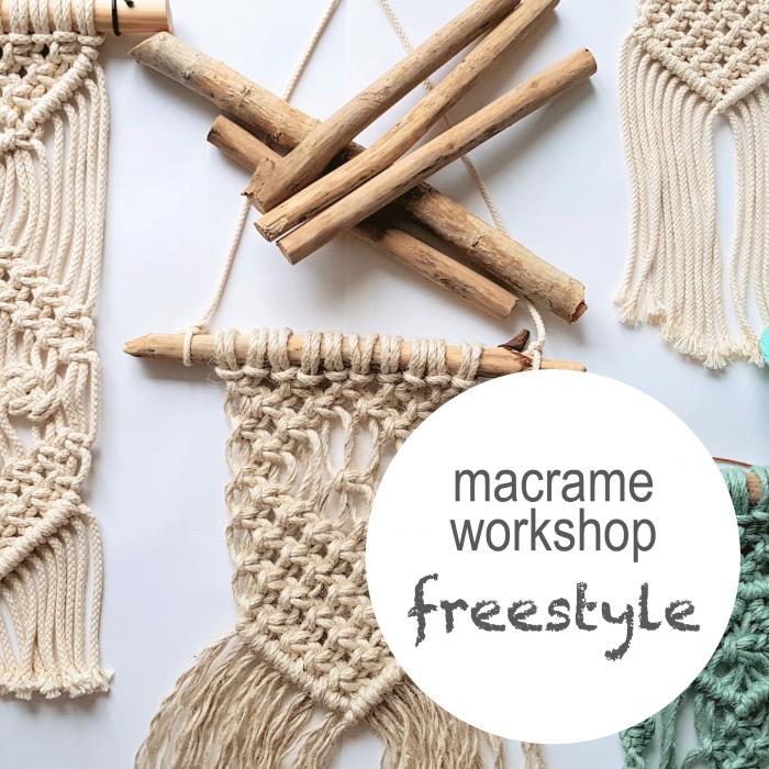 Workshop macrame freestyle-0