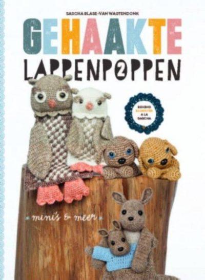 Boek Gehaakte Lappenpoppen 2-0