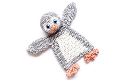 haakpakket Mini Penguin