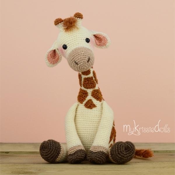 Haakpakket Girafje Romy