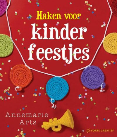 Boek Haken voor kinderfeestjes