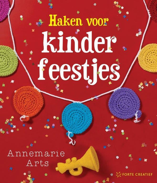 Boek Haken Voor Kinderfeestjes Echtstudio
