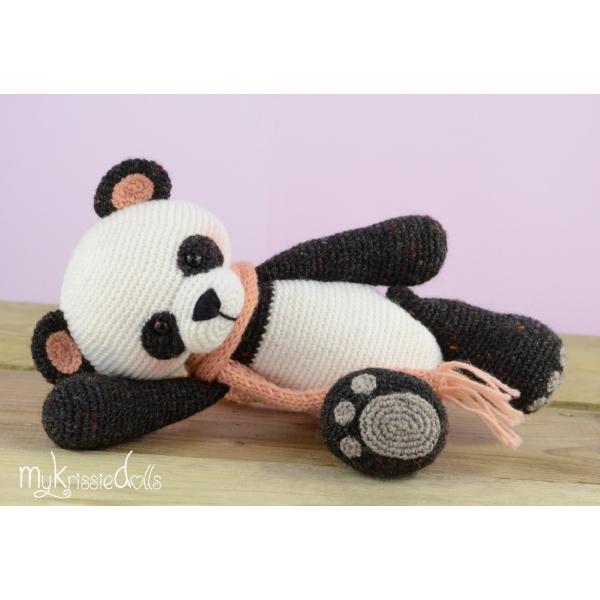 Haakpakket Mijn Kleine Pandabeer