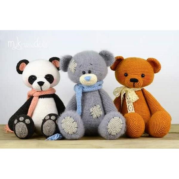 Haakpakket Mijn Teddybeer