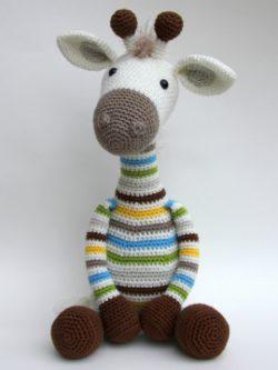 Haakpakket Giraffe Gijs
