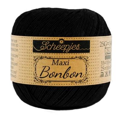 Scheepjes Maxi Bonbon 110 Black