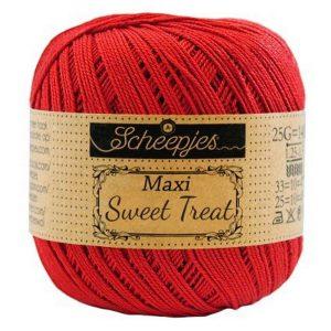Scheepjes Maxi Sweet Treat 115 Hot Red