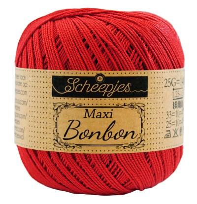 Scheepjes Maxi Bonbon 115 Hot Red
