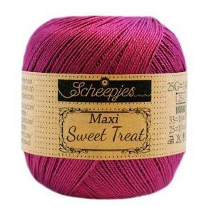 Scheepjes Maxi Sweet Treat 128 Tyrian Purple