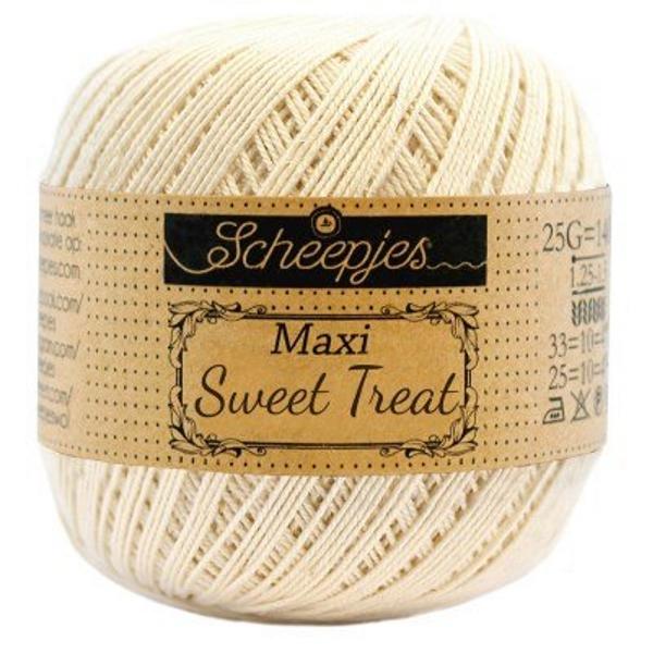 Scheepjes Maxi Sweet Treat 130 Old Lace