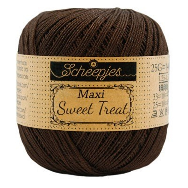 Scheepjes Maxi Sweet Treat 162 Black Coffee