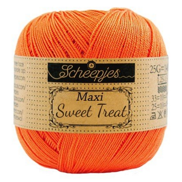Scheepjes Maxi Bonbon 189 Royal Orange