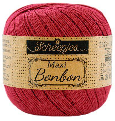 Scheepjes Maxi Bonbon 192 Scarlet