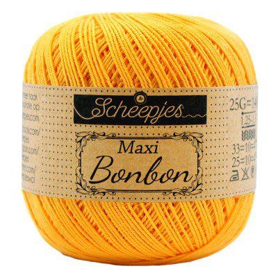 Scheepjes Maxi Bonbon 208 Yellow gold