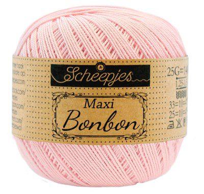 Scheepjes Maxi Bonbon 238 Powder Pink