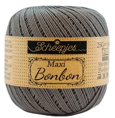 Scheepjes Maxi Bonbon 242 Metal Grey