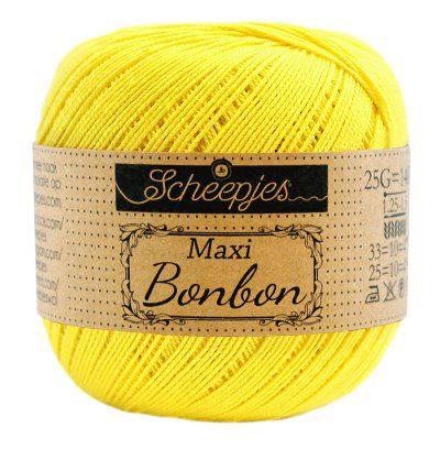 Scheepjes Maxi Bonbon 280 Lemon