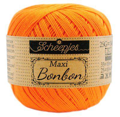 Scheepjes Maxi Bonbon 281 Tangerine