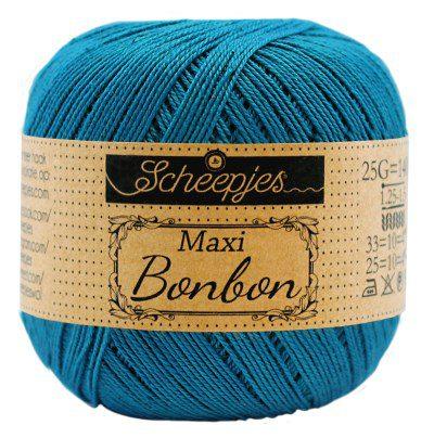Scheepjes Maxi Bonbon 400 Petron Blue