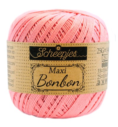 Scheepjes Maxi Bonbon 409 Soft Rosa