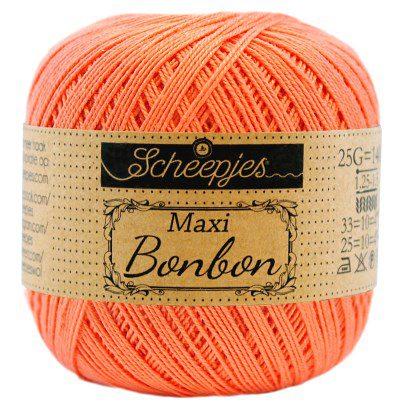 Scheepjes Maxi Bonbon 410 Rich Coral