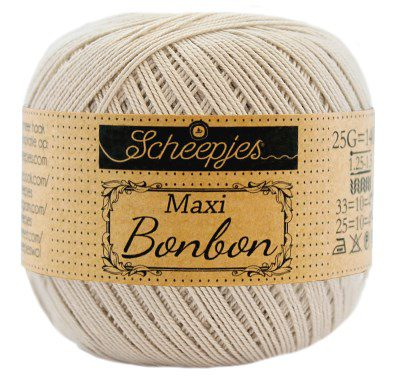 Scheepjes Maxi Bonbon 505 Linen
