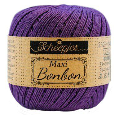 Scheepjes Maxi Bonbon 521 Deep Violet