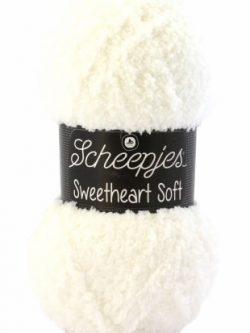 Scheepjes Sweetheart Soft 01
