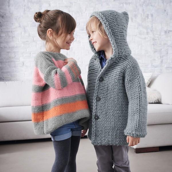 Phildar Magazine No 136 Kinderen En Babys Echtstudio Jouw Haak En