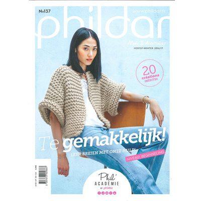 Phildar Magazine NO. 137 Mode en accessoires