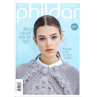 Phildar Magazine NO. 655 Dames