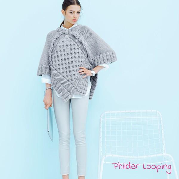 Phildar Magazine NO. 655 Dames