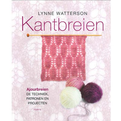 Boek Kant Breien