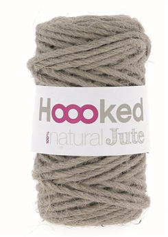 Natural Jute 01 Cinnamon Taupe