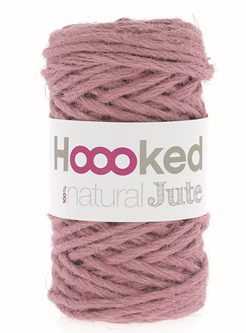 Natural Jute 02 Tea Rose