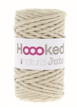 Natural Jute 05 Vanilla Cream