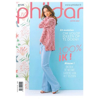 Phildar Magazine NO. 140 Lente 2017