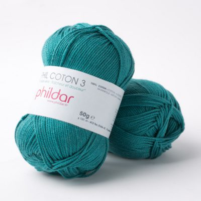 Phildar coton 3 1363 pin