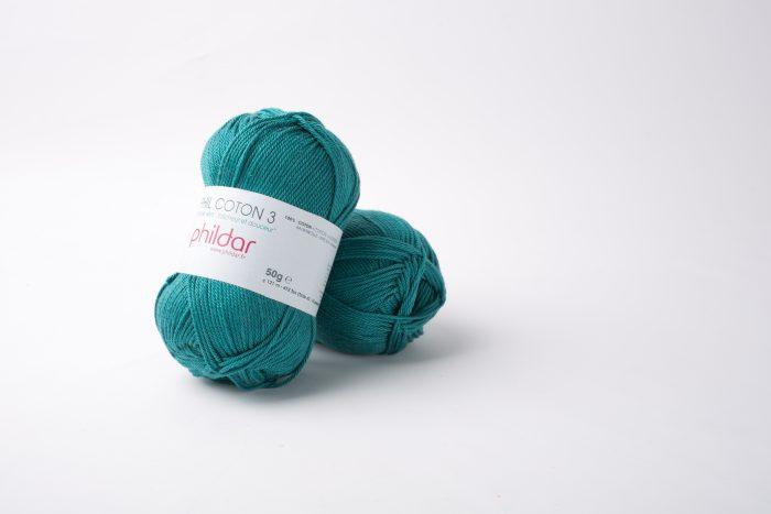 Phildar coton 3 1363 pin