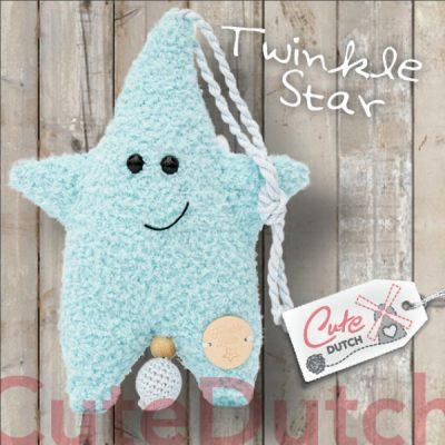 Haakpatroon Twinkle Star (gedrukt exemplaar, geen downloadlink)-0