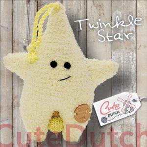 Haakpatroon Twinkle Star (gedrukt exemplaar, geen downloadlink)-12567