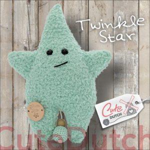 Haakpatroon Twinkle Star (gedrukt exemplaar, geen downloadlink)-12566