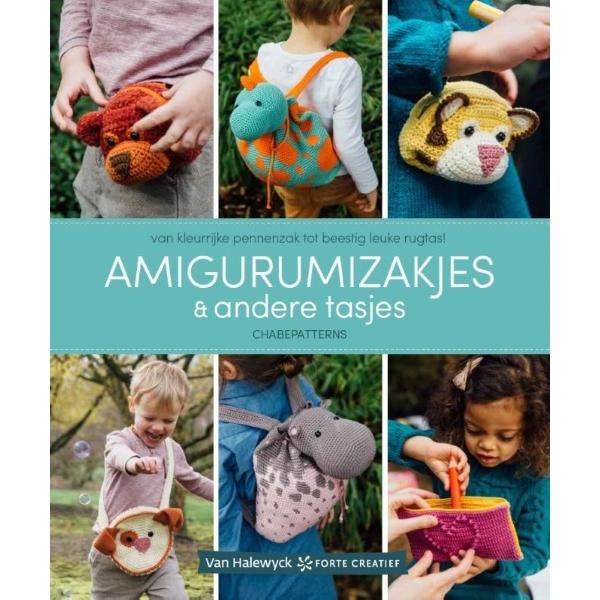 Boek Amigurumizakje & andere tasjes