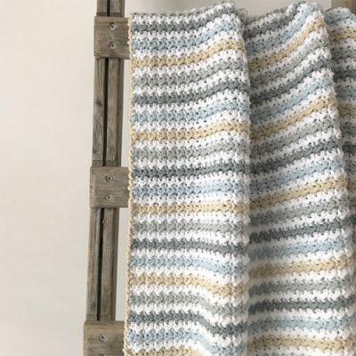 Haakpakket Baby Beach Blanket-0